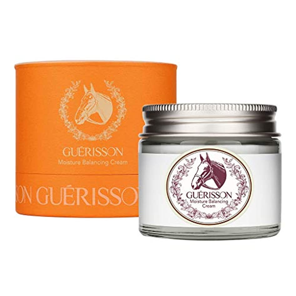 GUERISSON ゲリソン 9?complex 馬油クリーム 70g (9 Complex Moisturizing Scar Cream Horse Oil Wrinkle Care) 海外直送品