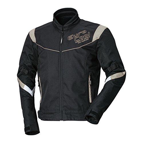 南海部品 NANKAI(ナンカイ) EUROCOOL ジャケット ブラック/グレー サイズM バイク/オートバイ SDW4124C-M