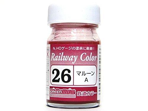 ■【グリーンマックス】(C-26)鉄道カラービン/近鉄マルーンGREENMAX 鉄道模型 Nゲージ