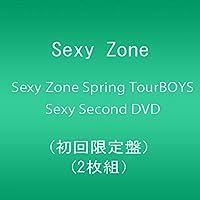 Sexy Zone Spring Tour Sexy Second DVD