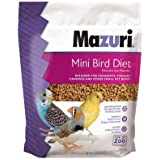 Mazuri   Nutritionally Complete Food for Small Birds   2 Pound (2 lb) Bag