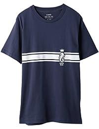 (コーエン) COEN tシャツ マリンプリントTシャツ 75256038020 メンズ