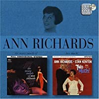The Many Moods of Ann Richards / Two Much!