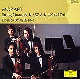 モーツァルト:弦楽四重奏曲第14番&第15番