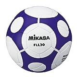 ミカサ ミカサフットサルボール3号白青 FLL30-WB