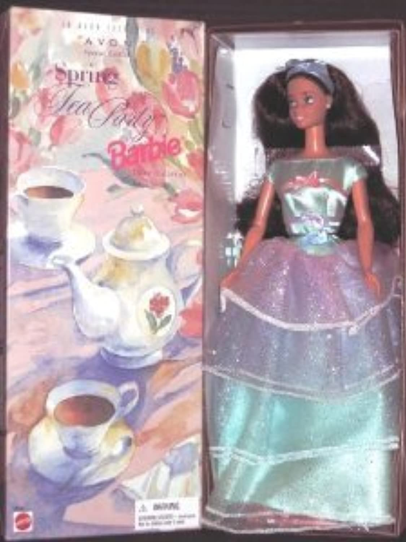 Special Edition Spring Tea Party Barbie(バービー), Brunette ドール 人形 フィギュア(並行輸入)
