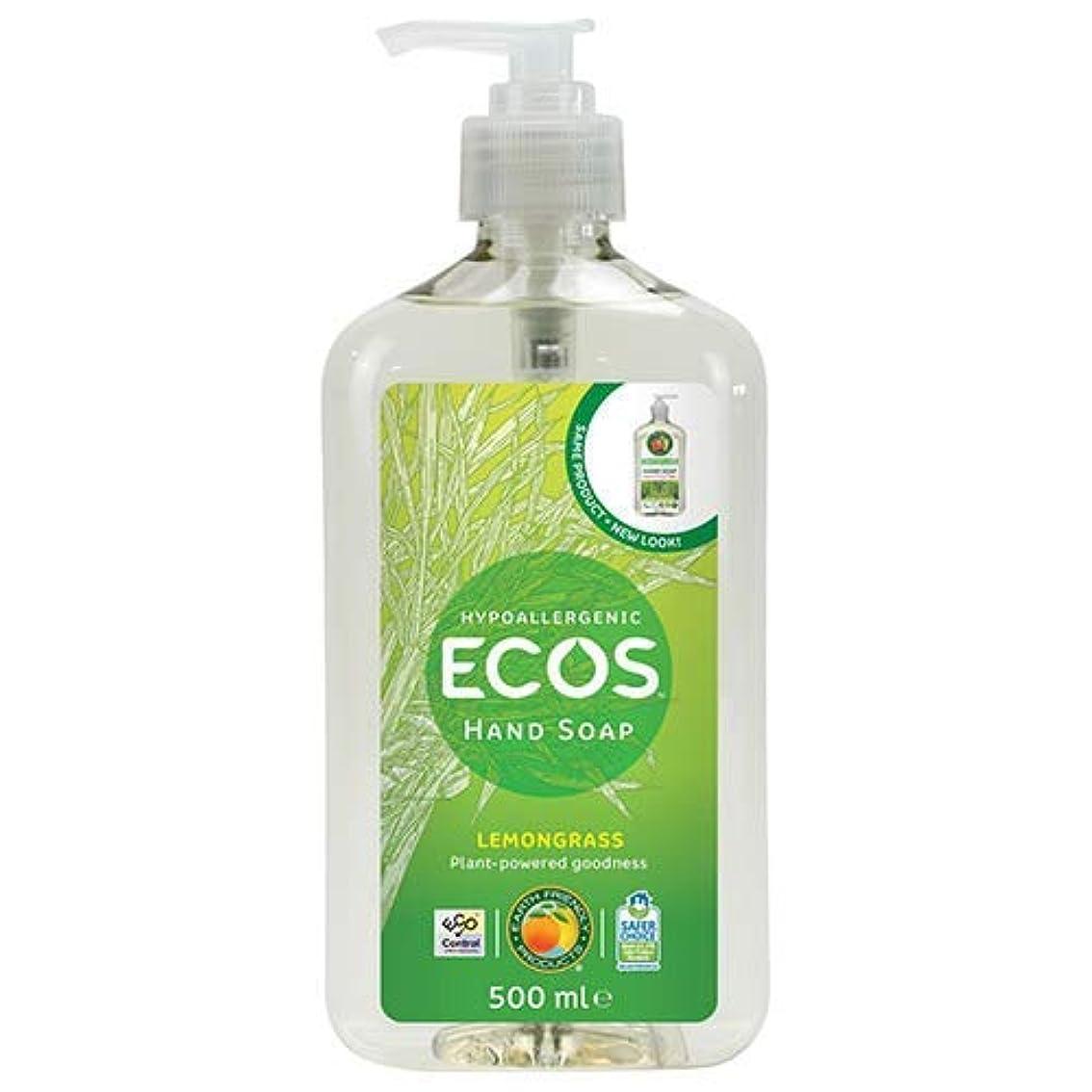 キャンプゴルフ成功Earth Friendly Products Hand Soap Lemongrass 500ml / ?????????????????????500??????