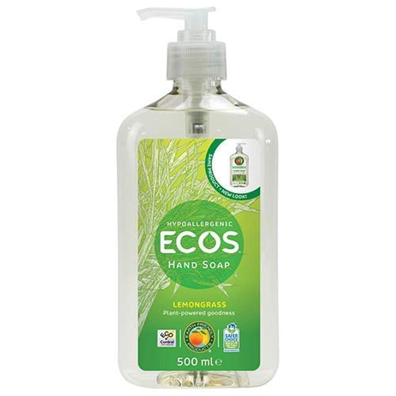 クレーン実用的類似性Earth Friendly Products Hand Soap Lemongrass 500ml / ?????????????????????500??????
