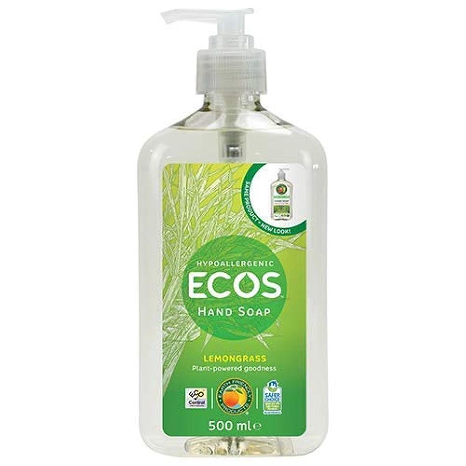 仲間インストール間接的Earth Friendly Products Hand Soap Lemongrass 500ml / ?????????????????????500??????