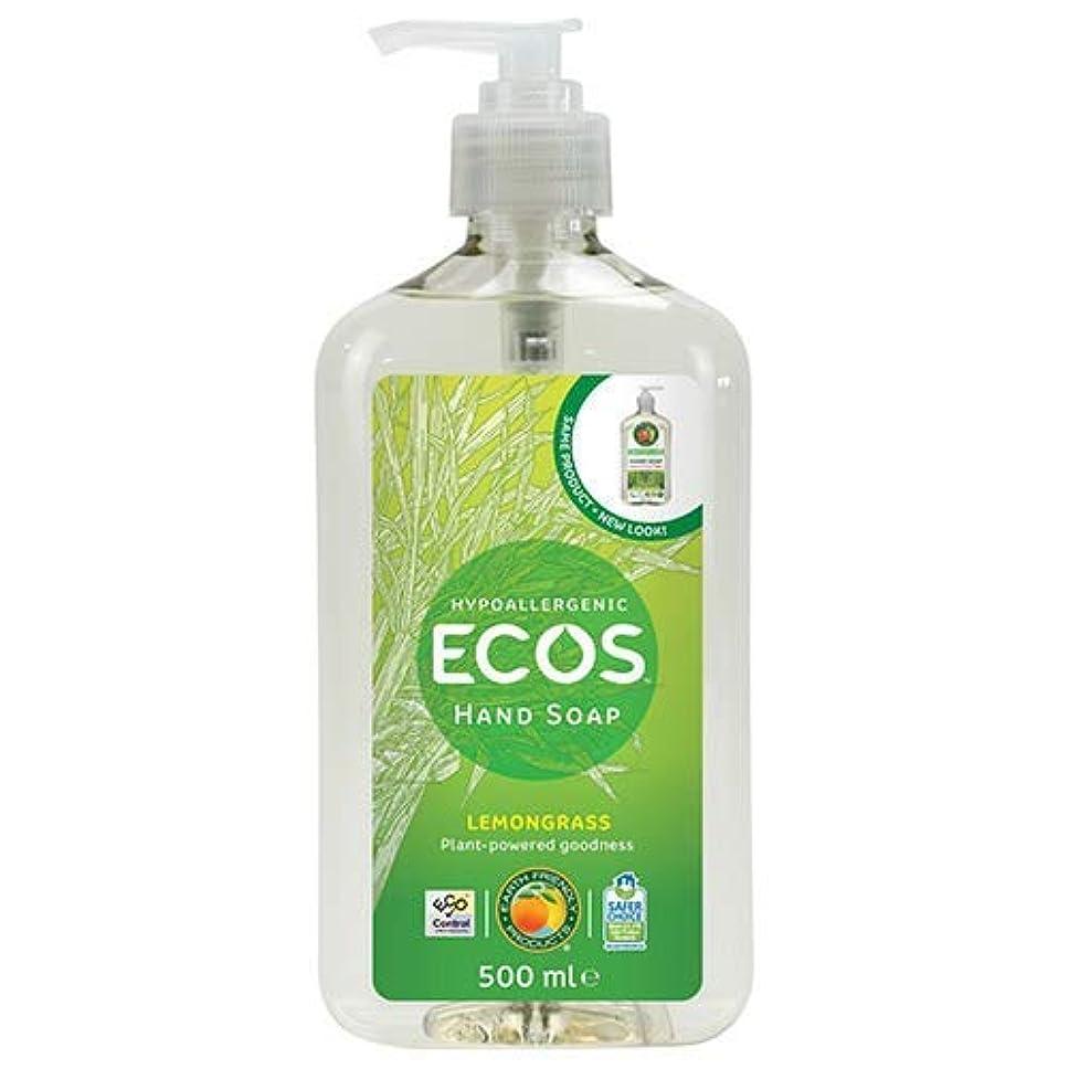 の頭の上ヒューズ超音速Earth Friendly Products Hand Soap Lemongrass 500ml / ?????????????????????500??????