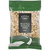 Genoa Foods, Mixed Nuts Roasted and Salted, 350 Grams