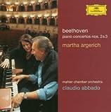 ベートーヴェン:ピアノ協奏曲第2番&第3番