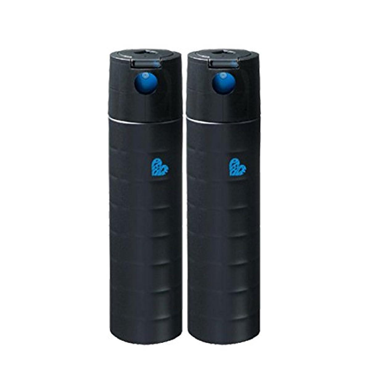 振る謎よく話される【X2個セット】 アリミノ ピース フリーズキープspray ブラック 140g 200ml