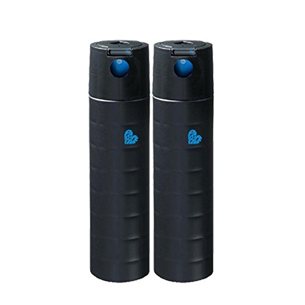 打ち負かすブルーベル容赦ない【X2個セット】 アリミノ ピース フリーズキープspray ブラック 140g 200ml