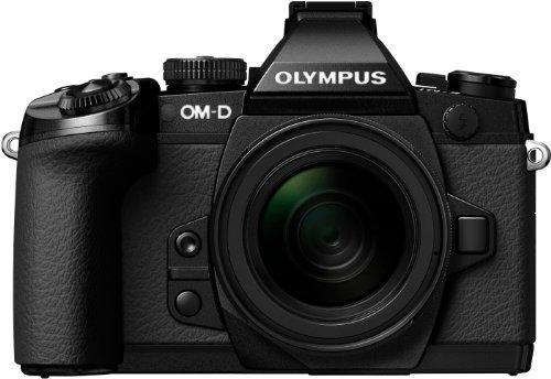 オリンパス「OM-D E-M1」マイクロフォーサーズのフラッグシップモデル
