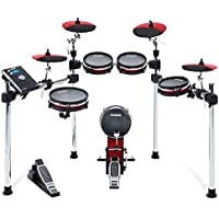 """ALESIS COMMAND X MESH KIT """"RED"""""""
