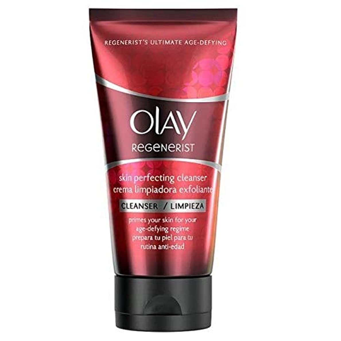 汚染する垂直不合格[Olay ] クレンザーを完成オーレイリジェネスキン - Olay Regenerist Skin Perfecting Cleanser [並行輸入品]