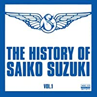 THE HISTORY OF SAIKO SUZUKI VOL.1 (MEG-CD)