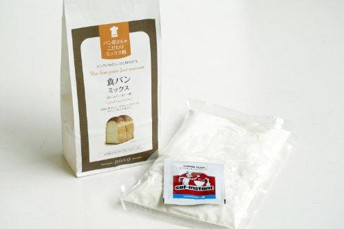 ドンク『パン屋さんのこだわりミックス粉 食パンミックス』