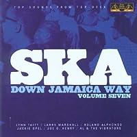 Vol. 7-Ska Down Jamaica Way [12 inch Analog]