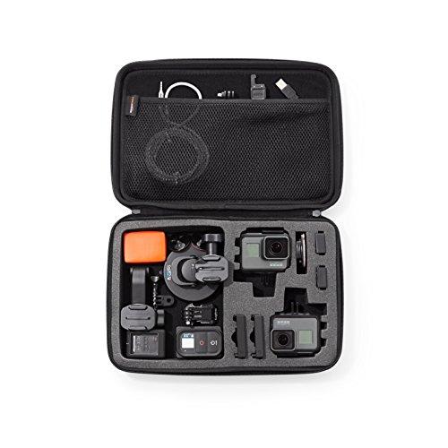 Amazonベーシック キャリングケース GoPro用 Lサイズ ブラック