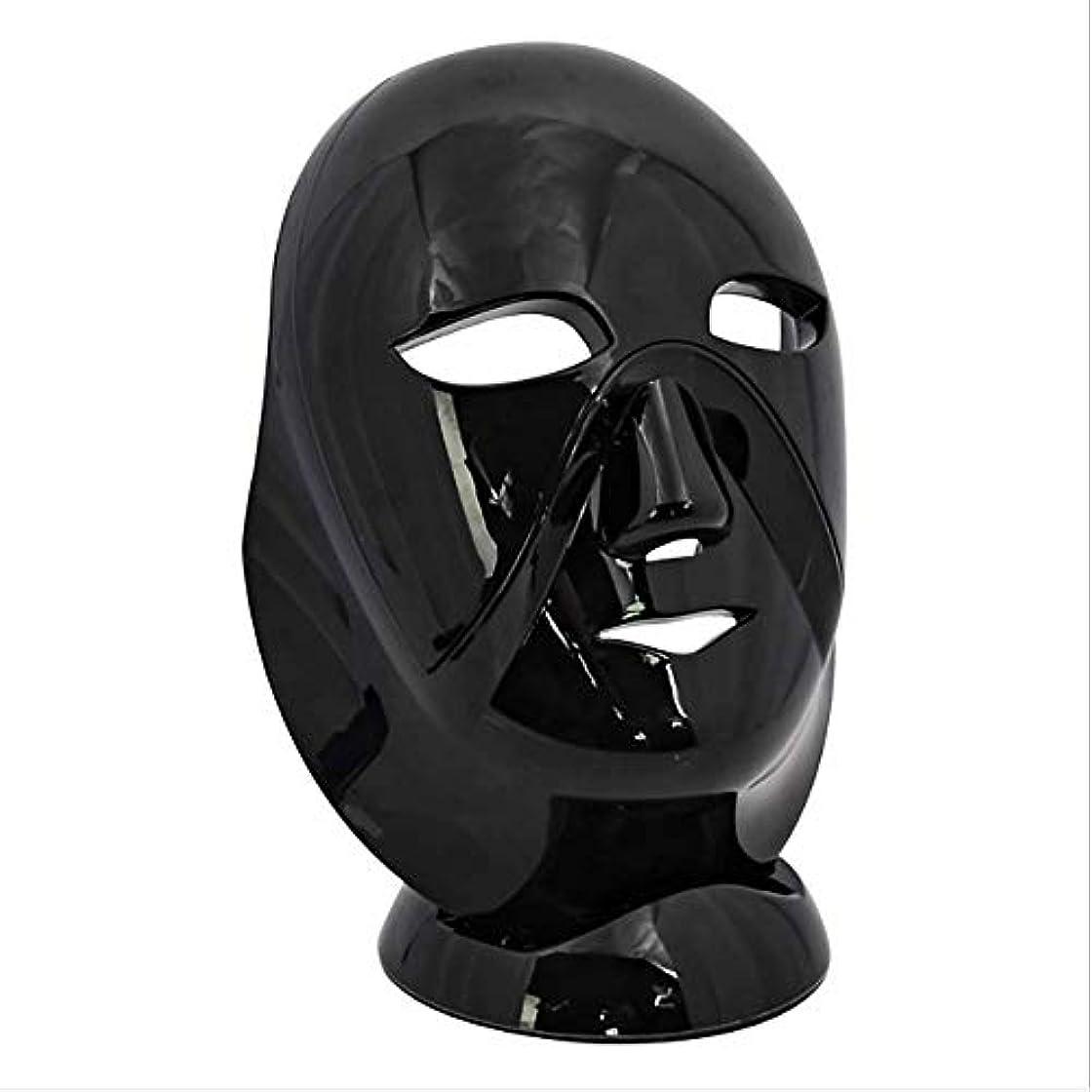 付属品早める粘着性LEDマスクインストゥルメントコールドライトLED電子機器専門の美容若返り機器セラピーフェイシャル?スキンケアマスクデバイスのマスク
