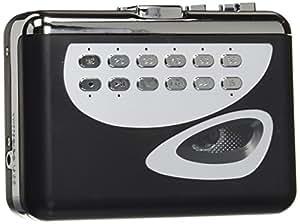 サンコ- パソコン要らずでレコードやカセットなどをMP3に変換してmicroSDに 記録する蔵 AUTCT2BK