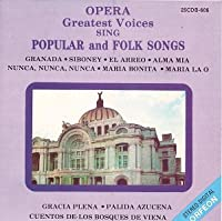 Opera Greatest Hits