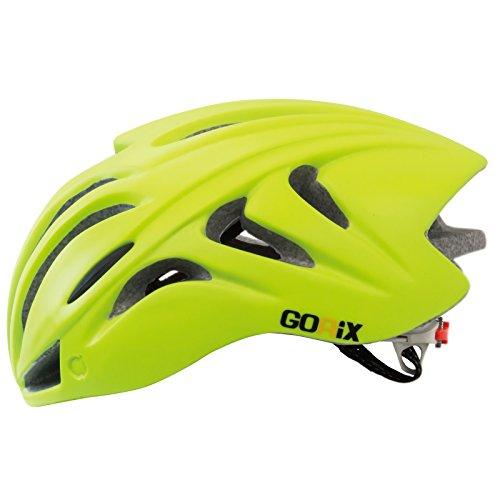[해외]GORIX 고릿쿠스 신형 자석 차폐 경량 사이클 헬멧 자전거 매트 색상 L (56 ~ 62) FT-59/GORIX Gorix New Magnetic Shield Lightweight Cycle Helmet Bicycle Mat Collar L (56 - 62) FT - 59