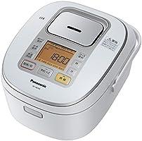 パナソニック 5.5合 炊飯器 IH式 ホワイト SR-HB105-W