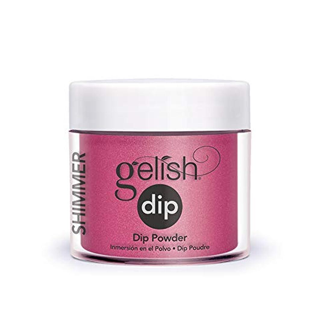 キリマンジャロ下位ラジウムHarmony Gelish - Acrylic Dip Powder - Warm Up the Car-Nation - 23g / 0.8oz