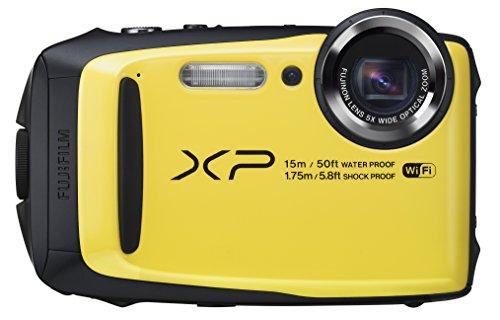FUJIFILMデジタルカメラXP90防水イエローFX-XP90Y