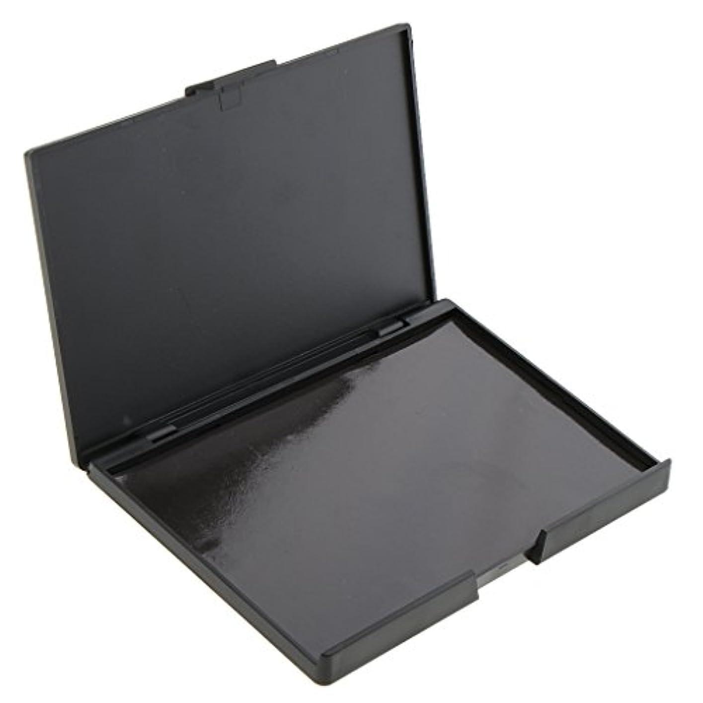 喪ワイド保守的Kesoto DIY アイシャドー 磁気  パレット メイクアップ 便携 収納 組み合わせ ボックス 全3種類 - パレットボックス