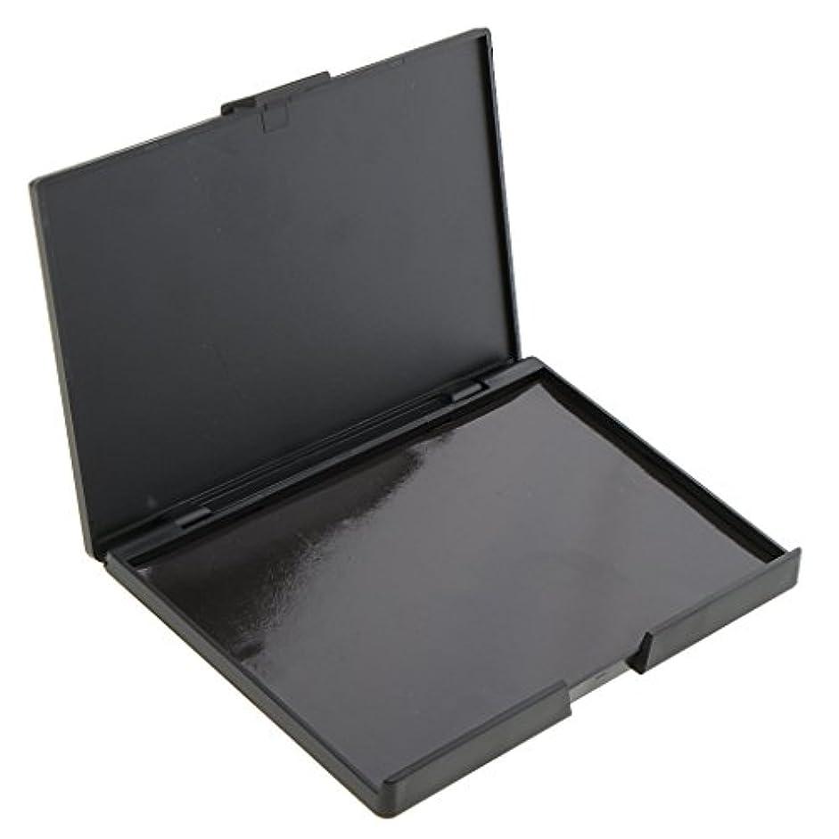 バイナリピンポイント拘束Kesoto DIY アイシャドー 磁気  パレット メイクアップ 便携 収納 組み合わせ ボックス 全3種類 - パレットボックス