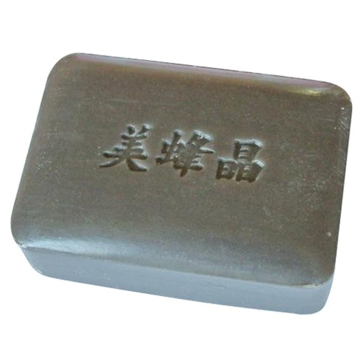 鈴木養蜂場 プロポリス石鹸 美蜂晶100g 2個セット