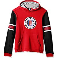 NBA by Outerstuff NBA Youth Boys Man in Motion Color Blocked Pullover Hoodie
