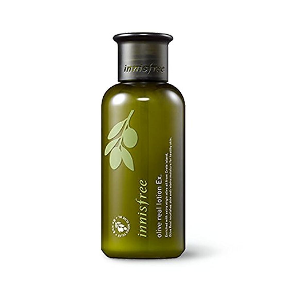 保証金破壊する批判的イニスフリーオリーブリアルローションEx 160ml / innisfree Olive Real Lotion Ex 160ml [海外直送品][並行輸入品]