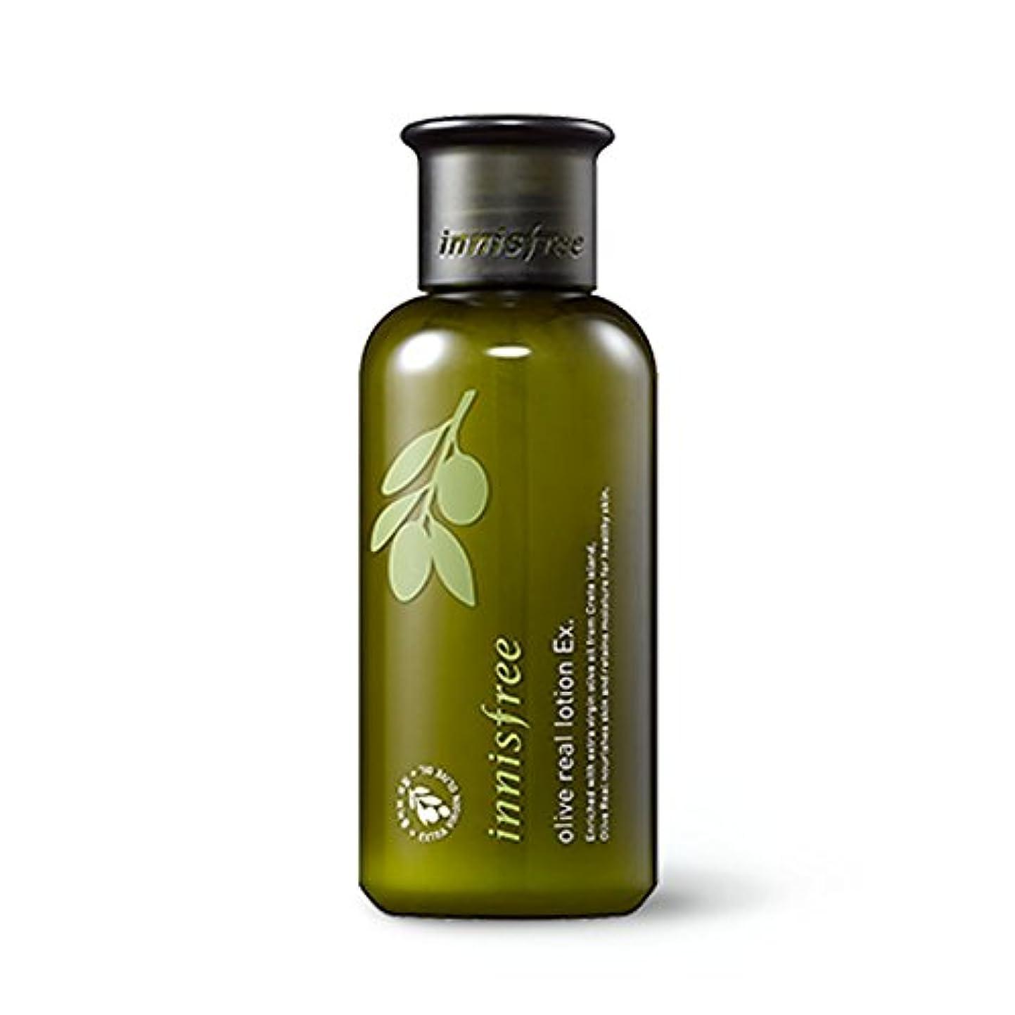 脆い滑り台幅イニスフリーオリーブリアルローションEx 160ml / innisfree Olive Real Lotion Ex 160ml [海外直送品][並行輸入品]