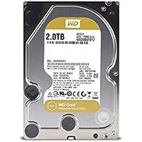 WD HDD 内蔵ハードディスク 3.5インチ 2TB WD Gold WD2005FBYZ SATA3.0 7200rpm 128MB 5年保証