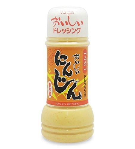 マスコ おいしいにんじんドレッシング 200ml
