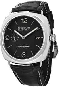 パネライ Panerai Radiomir Black Seal 3 Days Automatic Mens Watch PAM00388 男性 メンズ 腕時計 【並行輸入品】