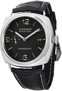 パネライ Panerai Radiomir Black Seal 3 Days Automatic Mens Watch PAM00388 男性 メンズ 腕時計 【並行輸入品】