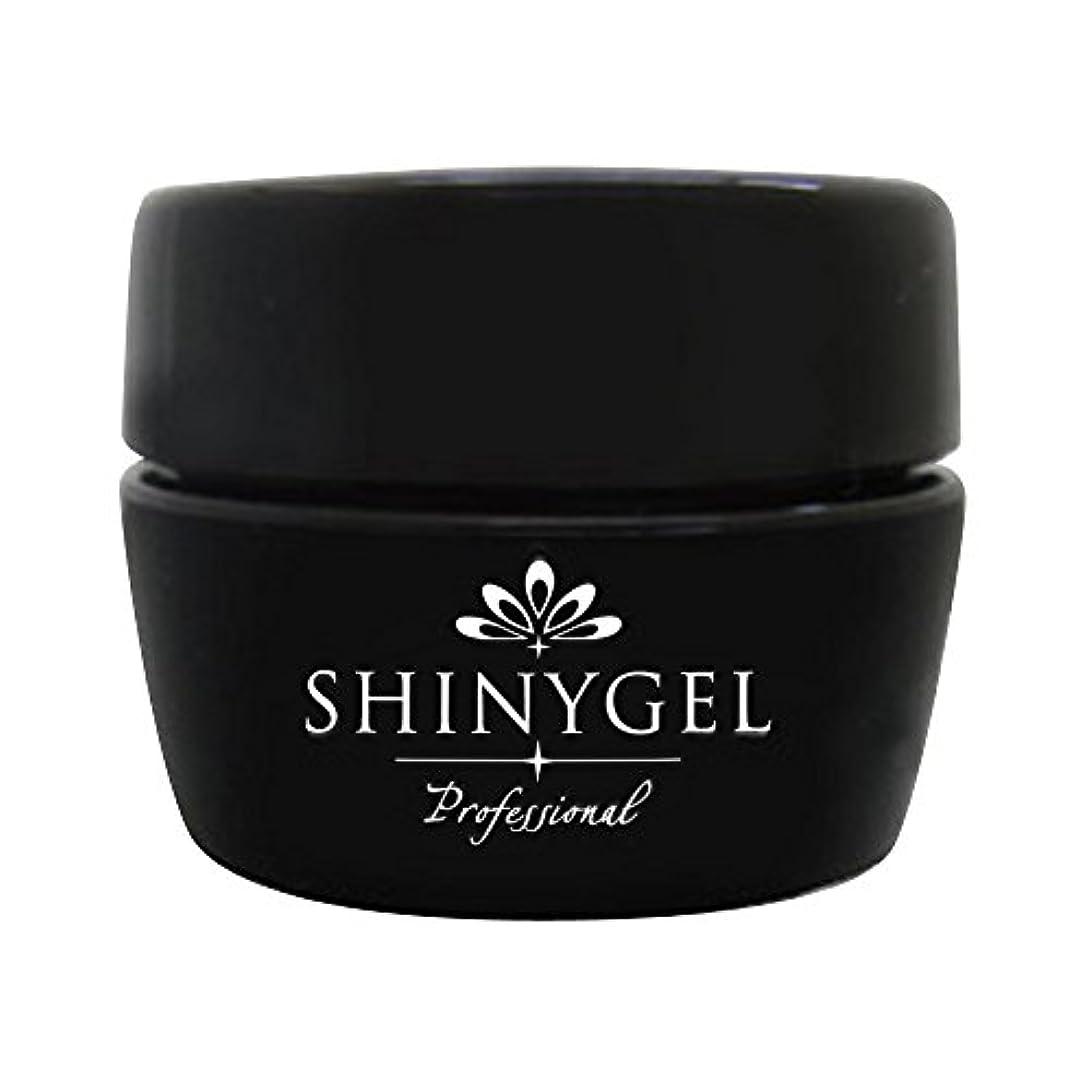 SHINY GEL カラージェル 151 4g シャンパンベージュ UV/LED対応