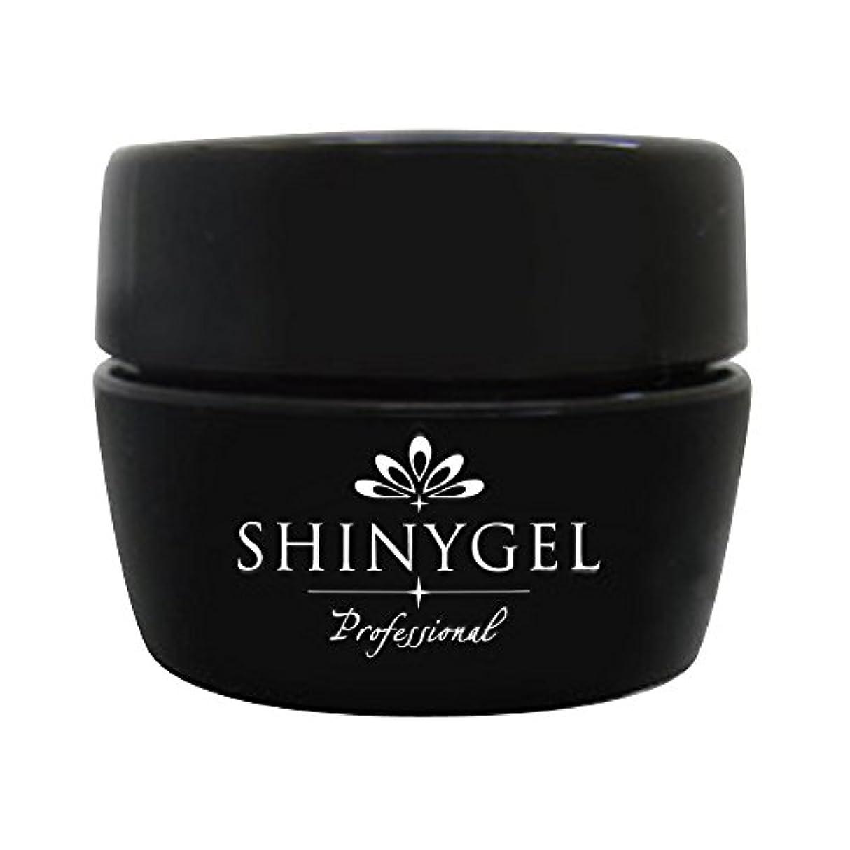 コーラス贅沢な能力SHINY GEL(シャイニージェル) シャイニージェル カラー4g ミスティローズ259 UV/LED対応 ジェルネイル