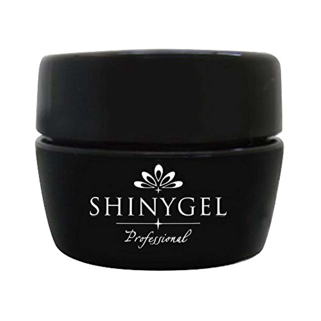 憂慮すべき本質的ではない浸漬SHINY GEL(シャイニージェル) シャイニージェル カラー4g ライトアプリコット260 UV/LED対応 ジェルネイル