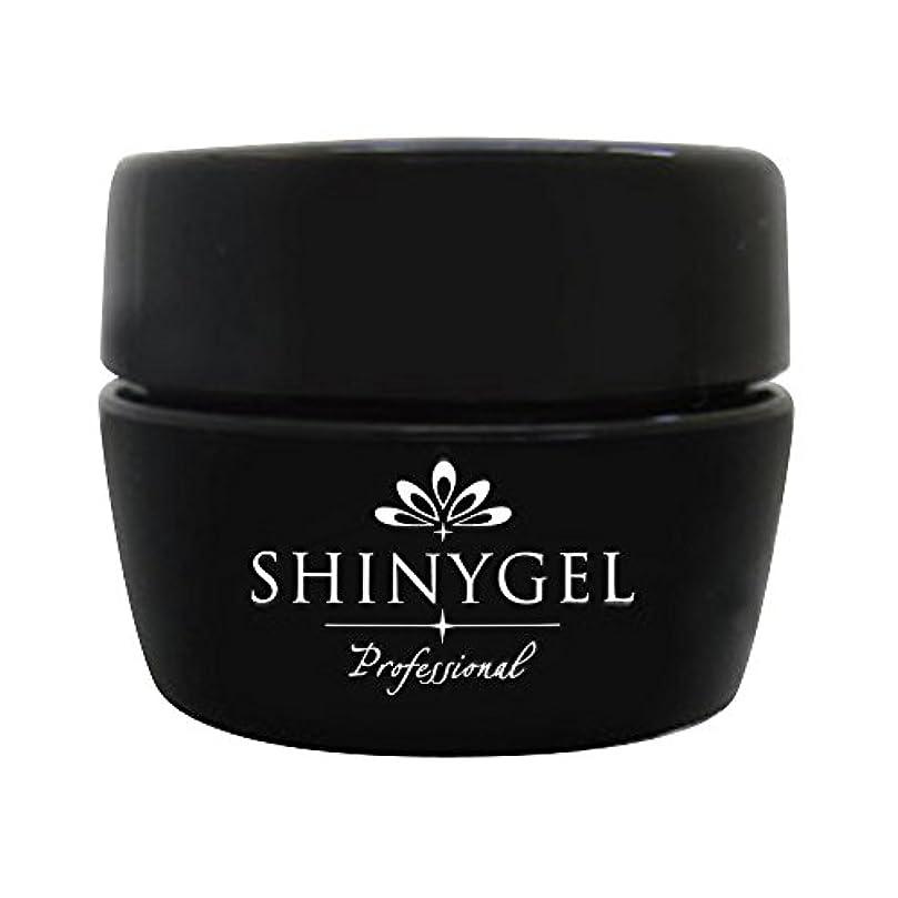 SHINY GEL カラージェル 172 4g シャンパンホワイト JNA検定色 UV/LED対応