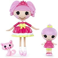 Lalaloopsy Mini Littles Doll, Jewel Sparkles/Trinket Sparkles by Lalaloopsy [並行輸入品]