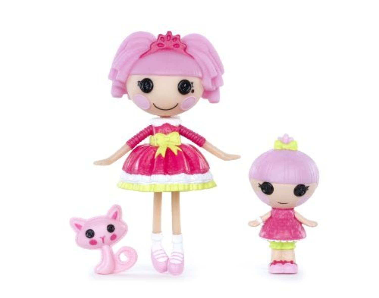Lalaloopsy Mini Littles Doll, Jewel Sparkles/Trinket Sparkles by Lalaloopsy [並行輸入品]