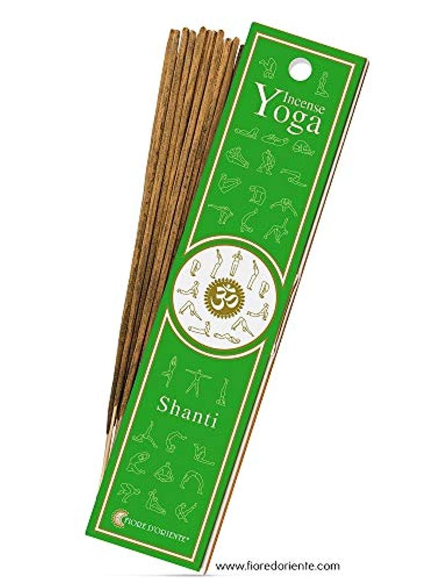 家具にはまってフィクションシャンティ – ヨガ – Natural Incense Sticks 10 PZS – Natural Incense会社
