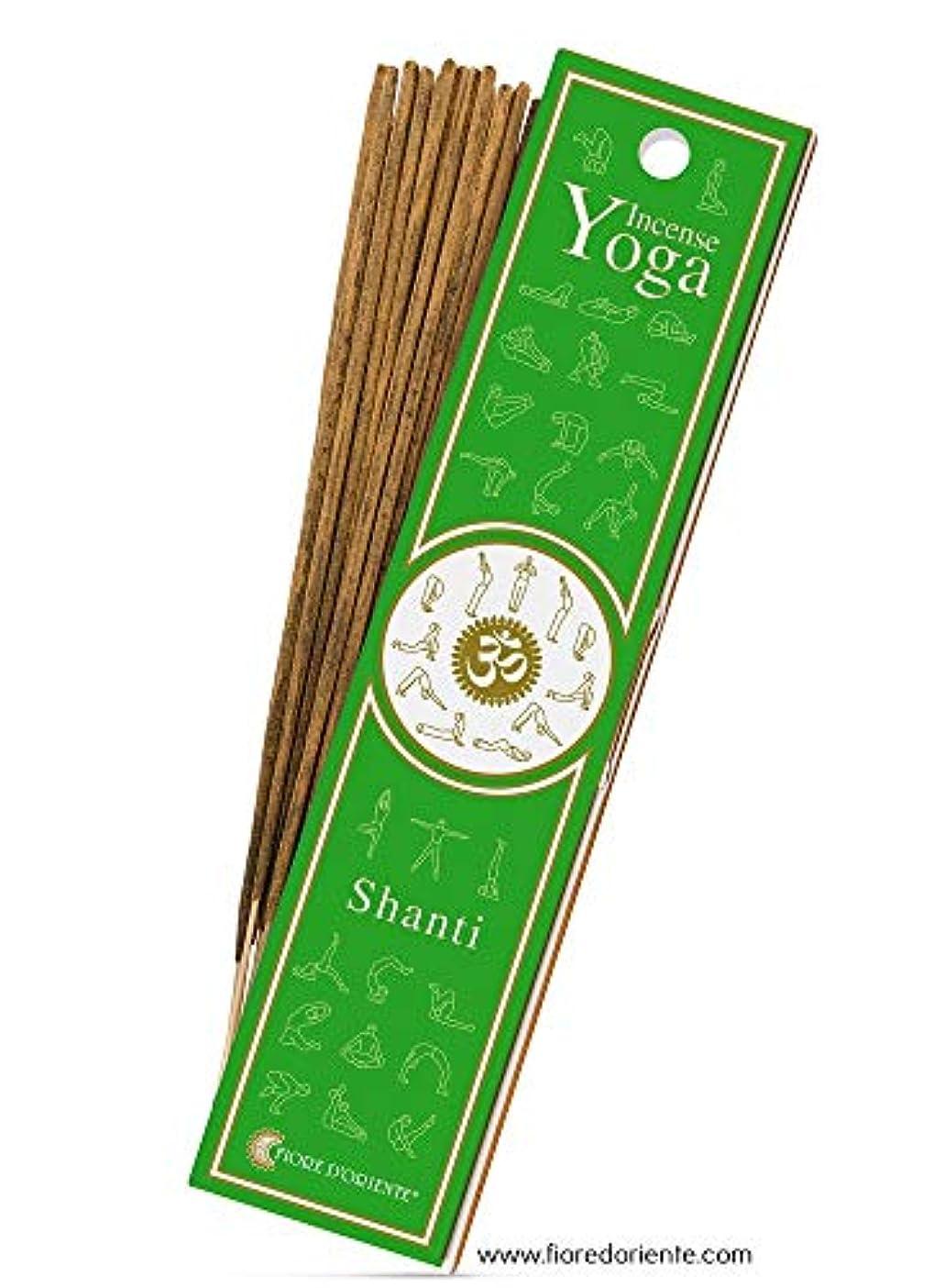 沼地どう?ウイルスシャンティ – ヨガ – Natural Incense Sticks 10 PZS – Natural Incense会社